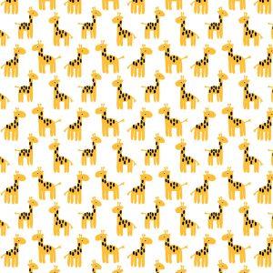 Giraffenstark – lillestoff